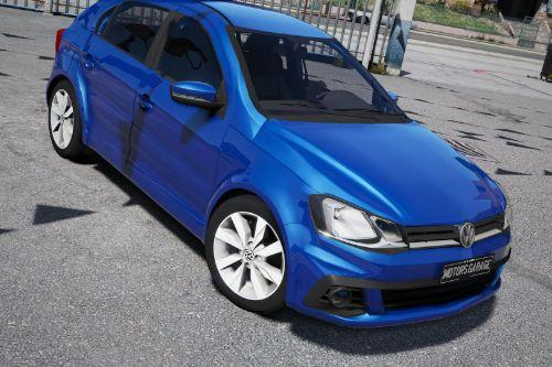 Volkswagen Gol G7 2017 [Replace]